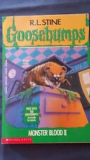 GOOSEBUMPS #18 Monster Blood II R. L. Stine MORE BOOK IN OUR STORE