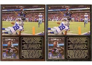Odell Beckham Jr #13 Greatest Catch Ever New York Giants NFL Photo Plaque