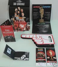 Les Luthiers colección programa de mano Mastropiero no DVD CD LP hazmerreíres