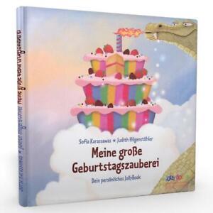 Kindergeburtstag - Meine große Geburtstagszauberei