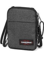 EASTPAK Umhänge-Tasche Schultertasche BUDDY Bag Schwarz Grau Black Denim NEU
