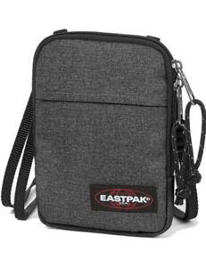 Eastpak Umhängetasche Schultertasche Bag Tasche »Buddy« Black Denim Grau NEU