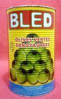 Oliven Grün ohne Stein Marokko Feinkost - 4400 g - Antipasti vegetarisch