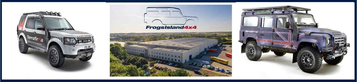 FrogsIsland4x4 Parts for Land Rover