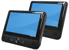 Denver  Portable DVD Player (22,9 cm (9 Zoll) LCD Display, USB)