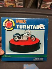 Imex 7 Inch Turntable Number 2551 New