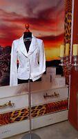 ALBA MODA  GR.36  Damen  crasch Jacke Blazer weiß -Women's  jacket