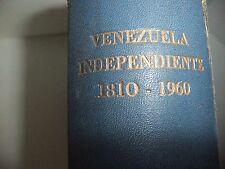 Venezuela Independiente:Evolución Político-Social, 1810-1960 Mariano Picón-Salas