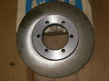 New Front Brake Rotors - 141179-fits- '78-'83 Nissan Truck