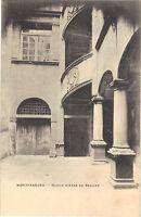 63 - cpa - MONTFERRAND - Maison d'Anne de Beaujeu