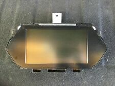 2008 Acura MDX Display Screen With Navigation 39810-STX-A010-M1 170311 R417