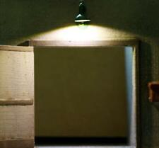 Building Lighting Working Lights to illuminate your scenes, O Scale 2 Pack