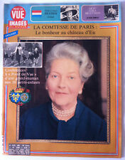 Magazine Point de Vue du 25/04/1980; La Comptesse de Paris au château d'Eu
