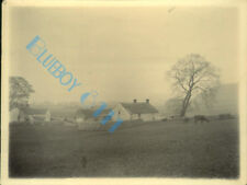 Peak District Farm House Derbyshire Original Edwardian Photo 4.25 x 3.25