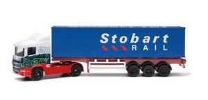 Corgi Super Haulers - Eddie Stobart Squelettique Camion Conteneur - 1:64