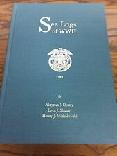 Sea Logs of WWII, Aviatrix Publishing, Aloysius J. Shutsy, World War 2