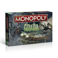 Monopoly Cthulhu H.P. Lovecraft Spiel Brettspiel Gesellschaftsspiel Azathoth NEU