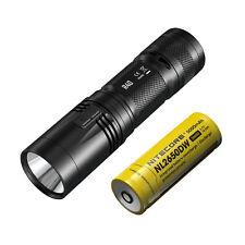 Nitecore R40 Rechargeable Flashlight -1000 Lumens w/Charging Dock & Battery