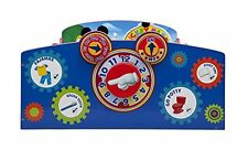 Disney, Disney Jr Mickey Mouse Club House, Interactive Toddler Bed by Delta.