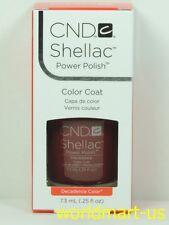 CND Shellac GelColor UV/LED: #40525_Decadence 0.25fl.Oz