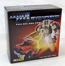 IGear Dillinger Mini Warriors 3rd Party Transformers MW-07 Veer w/ Box