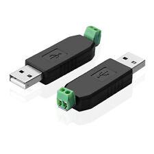 2x rs485 convertidor adaptador en serie USB rs-485 interfaz Modbus Raspberry Pi