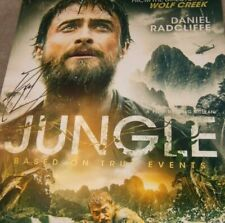 DANIEL RADCLIFFE SIGNED ,AUTOGRPHED ,THE JUNGLE 10 X 8 ,OLD VIC OBTAINED