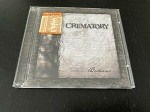 Crematory - Believe CD Limited Edition Gothic Metal Graveworm Tiamat Therion