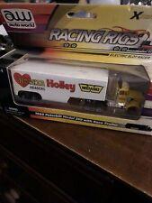 1a New Ho Slot car Auto World Holly Semi Truck Racing Rigs Slot Cars release 2