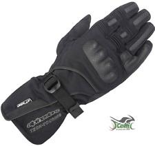 Alpinestars Drystar Gloves Motorcycle Motorbike Black