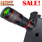 CellPhone Camera Lens, 20X Zoom Telephoto, HD Smartphone Lens for iPhone/Android