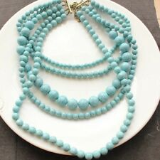 New Baublebar Beads Statement Necklace Gift Fashion Women Party Holiday Jewelry