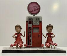 Bioshock GATHERER'S GARDEN Playset for NECA Figures Little Sisters Big Daddy