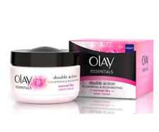 Olay Essentials Double Action Nourishing & Regenerating Normal/Dry Night Cream