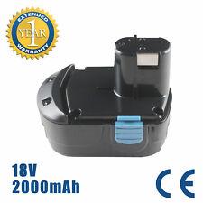 2.0Ah Hitachi 18V Battery For EB1812S, EB1814SL, EB1820L, EB1824L, EB1826HL UK