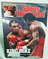 Sports Illustrated August 1987 Mike Tyson Pete Rose Reds