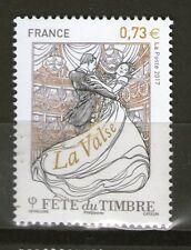 TIMBRE NEUF XX  - Fête du Timbre - La Valse