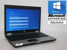HP EliteBook 8440p Core i5 M520 2.40GHz 6GB 160GB SSD Windows 10 Home #4839_B