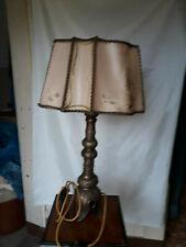 Funktioniert 100% Original Tischlampe 20er 30er Höhe 50 Cm