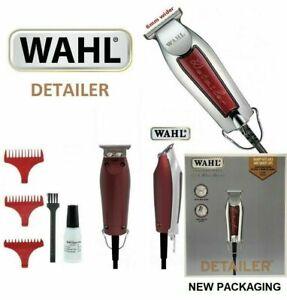WAHL PROFESSIONAL 5 STAR DETAILER SHAVER/TRIMMER *UK PLUG* 100-240V 50/60HZ Uk**