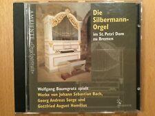Die Silbermann-Orgel, Bremen ? Bach, Sorge, Homilius. 1 CD, AMBIENTE