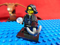LEGO-MINIFIGURES SERIES 15 JEWEL THIEF ,5,6,7,8,9,10.11.12.13.14[15] & LEAFLET