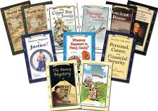 NEW Complete UNCLE ERIC 11 Book SET Richard Maybury Bluestocking Press Economics
