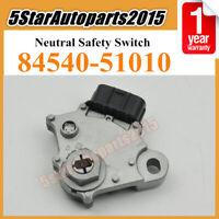 OEM 84540-51010 Neutral Safety Switch for Toyota Land Cruiser Tacoma Lexus LX470