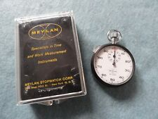 Vintage Swiss Made Meylan  Mechanical Wind Up Stopwatch with the Case