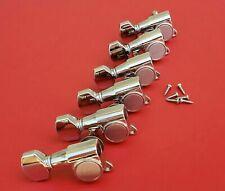 JACKSON Gotoh Logo Chrome Tuners Tuning Machines Keys Pegs Heads