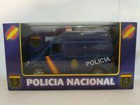 1/43 SIMILAR MERCEDES SPRINTER POLICIA NACIONAL COCHE ESCALA SCALE DIECAST 1/46