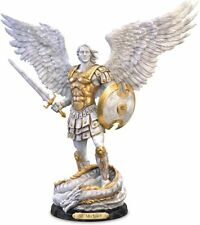 The Bradford Exchange Saint Michael Sculpture New