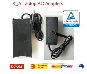 Certified 19V 3.34/4.62A Laptop Charger for Dell Latitude Series Big Round Tip