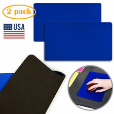 |2-Pack| Soft, Thick Laptop PC Computer Notebook Gaming Mouse Pad Mat
